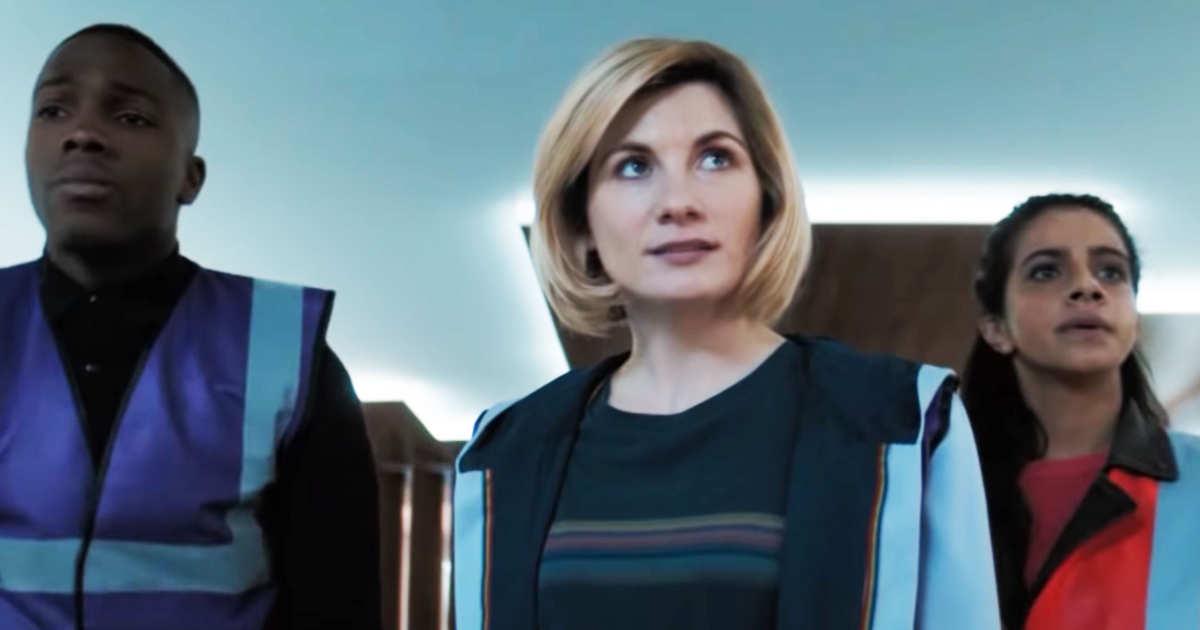 Doctor Who Recap, Season 11, Episode 7: 'Kerblam!'