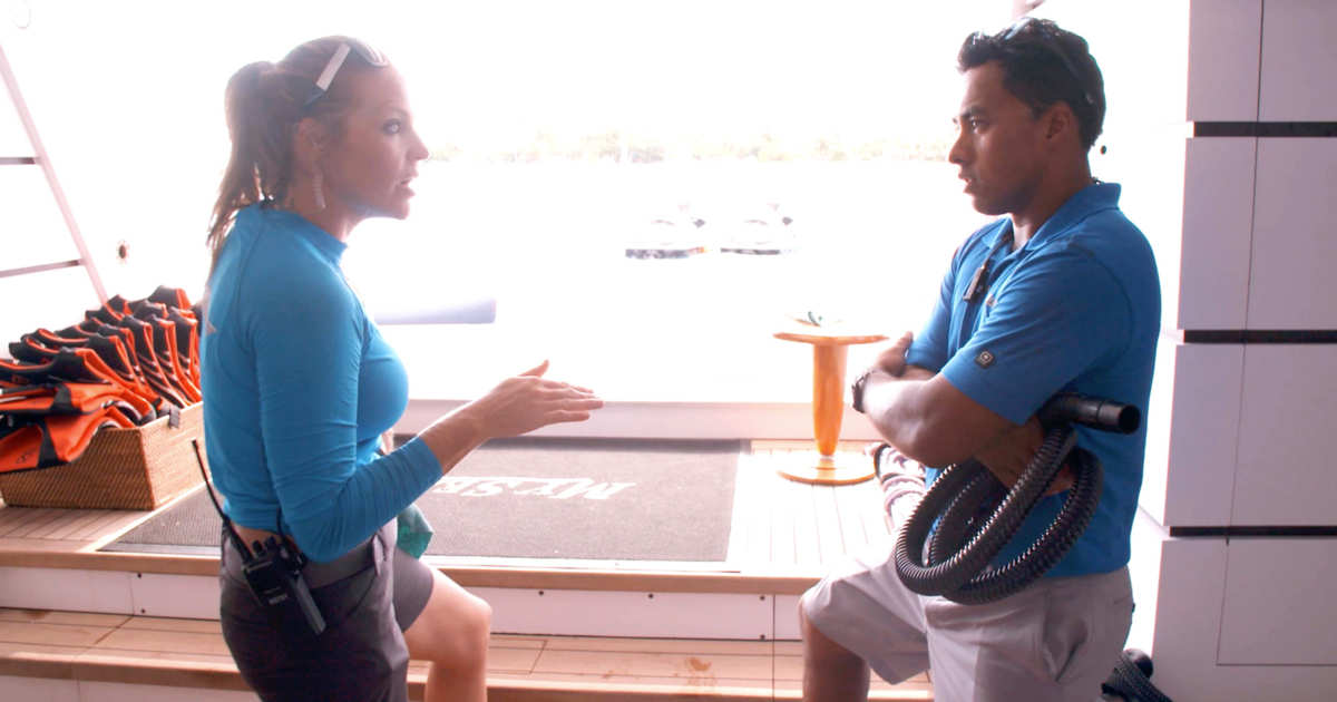 Below Deck Recap, Season 6, Episode 9: 'Insult To Injury'