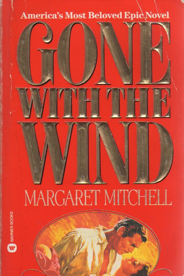 <em>Gone With the Wind</em>, by Margaret Mitchell