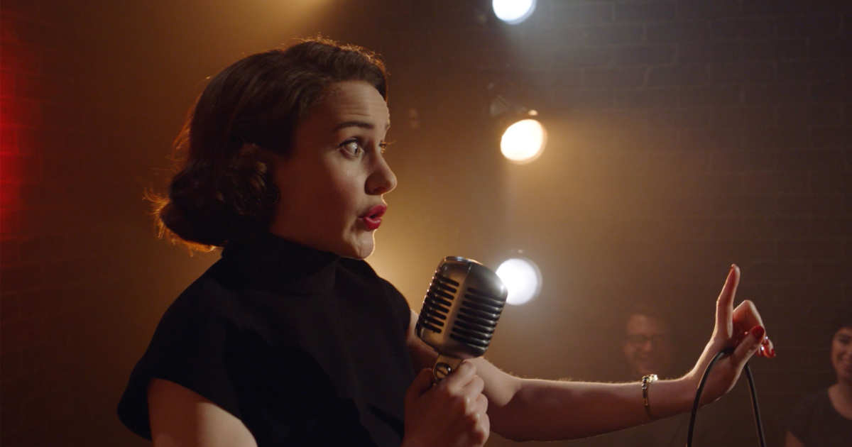 The Marvelous Mrs. Maisel Season Two Doesn't Slow Down One Bit