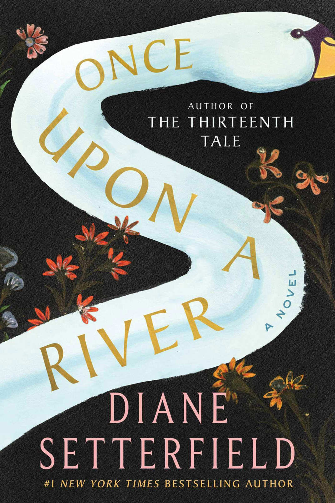 Once Upon A River, by Diane Setterfield (Atria, December 4)
