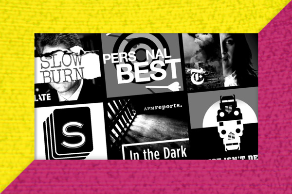 The 10 Best Podcasts of 2018
