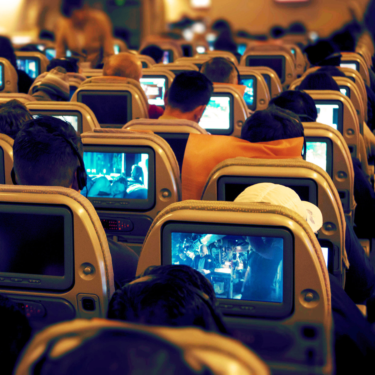 In-flight Movie Guide: Delta, American, JetBlue, United