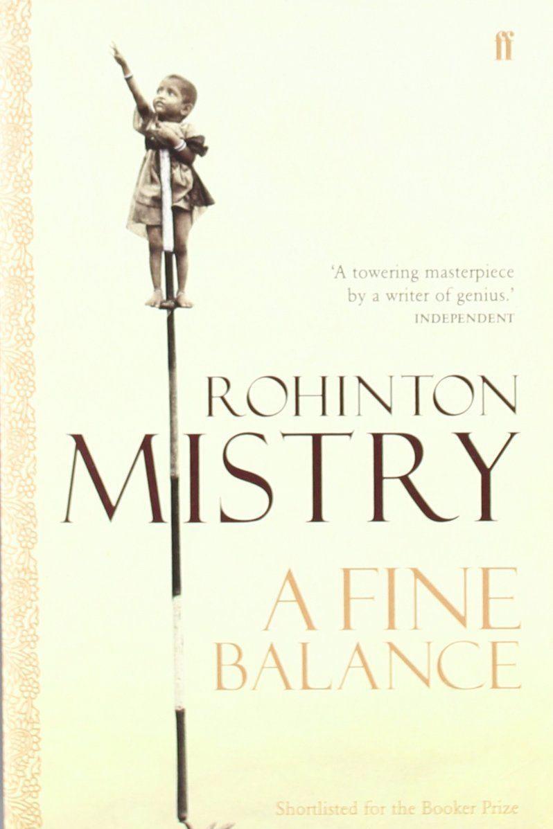 <em>A Fine Balance</em>, Rohinton Mistry