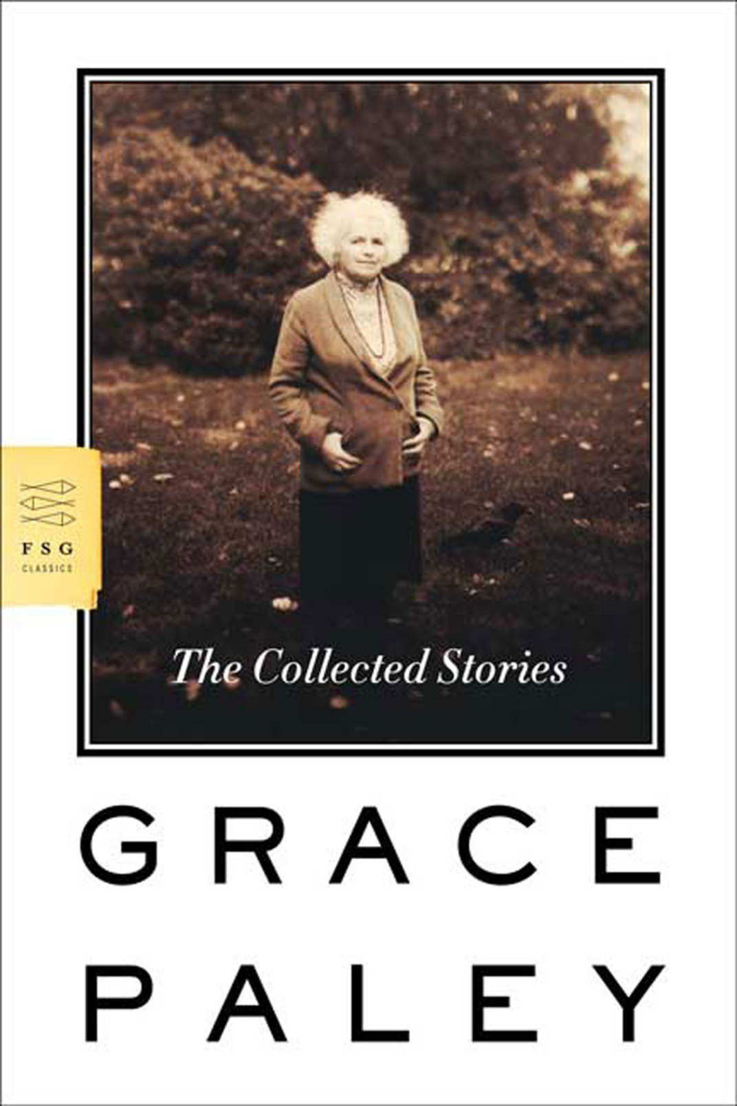 <em>The Collected Stories</em>, Grace Paley