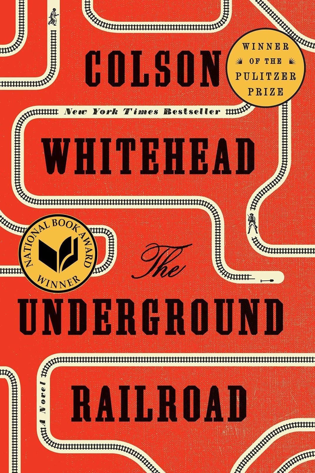 <em>The Underground Railroad, </em>Colson Whitehead