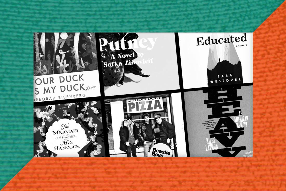 Best Audible Books 2020 The 10 Best Audiobooks of 2018
