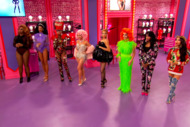 RuPaul's Drag Race: All Stars Recap: Faster Than a Speeding Death Drop