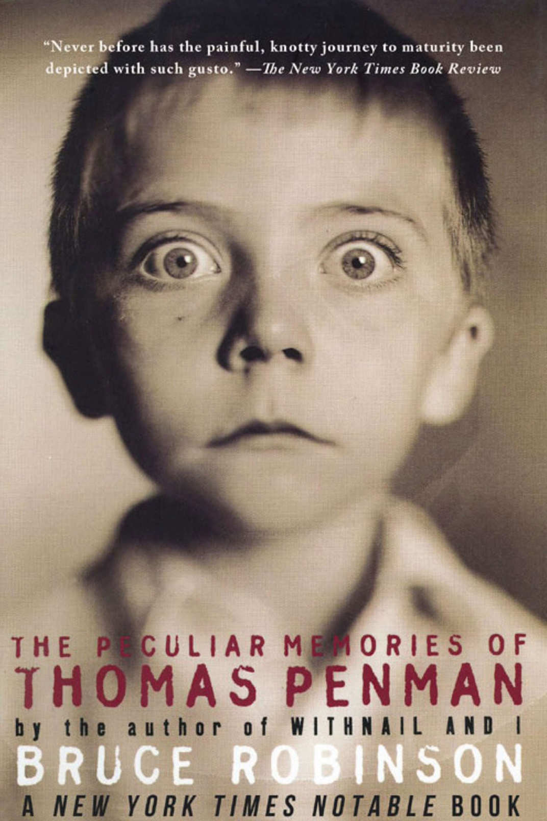 The Peculiar Memories of Thomas Penman by Bruce Robinson