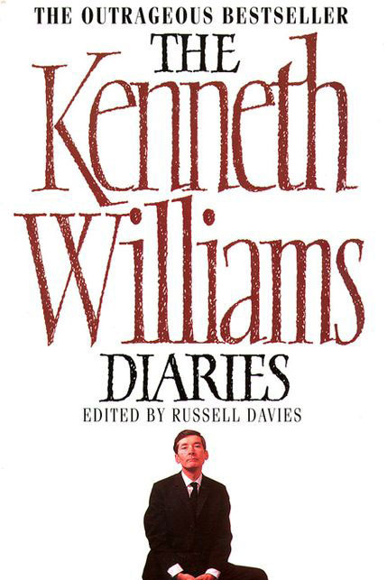 <em>The Kenneth Williams Diaries</em> edited by Russell Davies