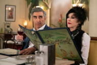 Schitt's Creek Recap: 50 Shades of Johnny Rose