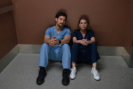 Grey's Anatomy Recap: Next Time, Take the Stairs