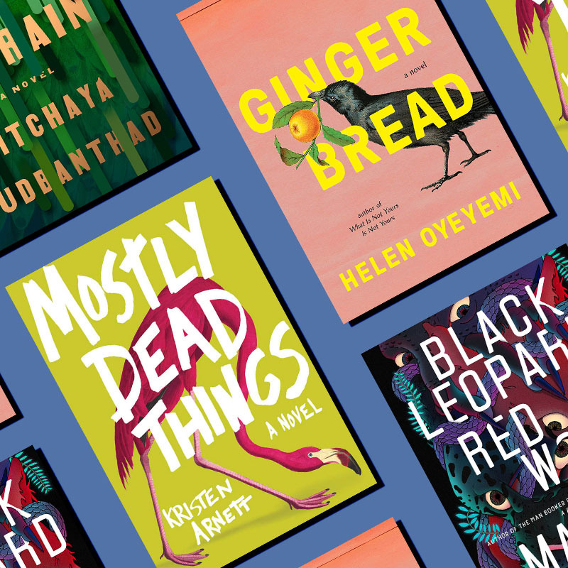 Dazzling, Blocky Book Covers Designed for Amazon, Instagram