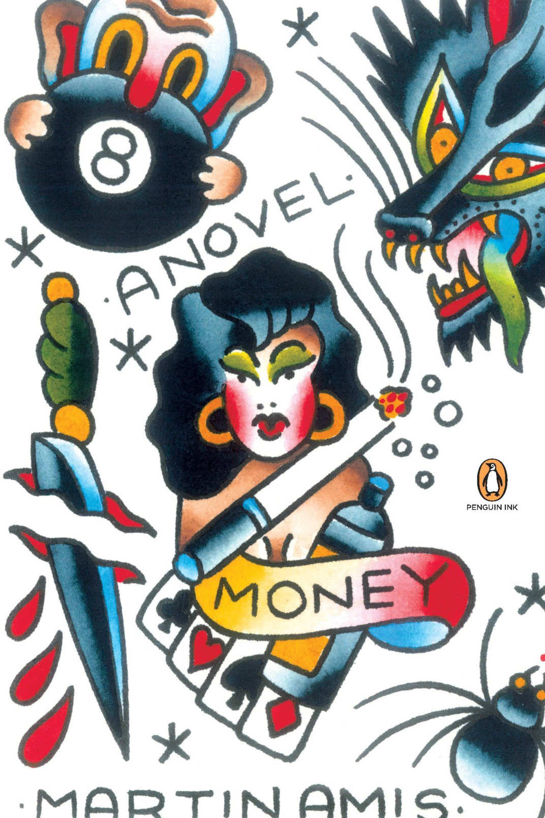 <em>Money</em> by Martin Amis