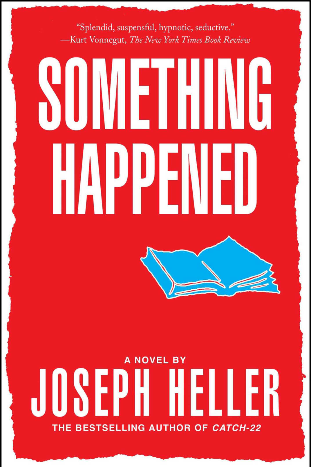 <em>Something Happened</em> by Joseph Heller