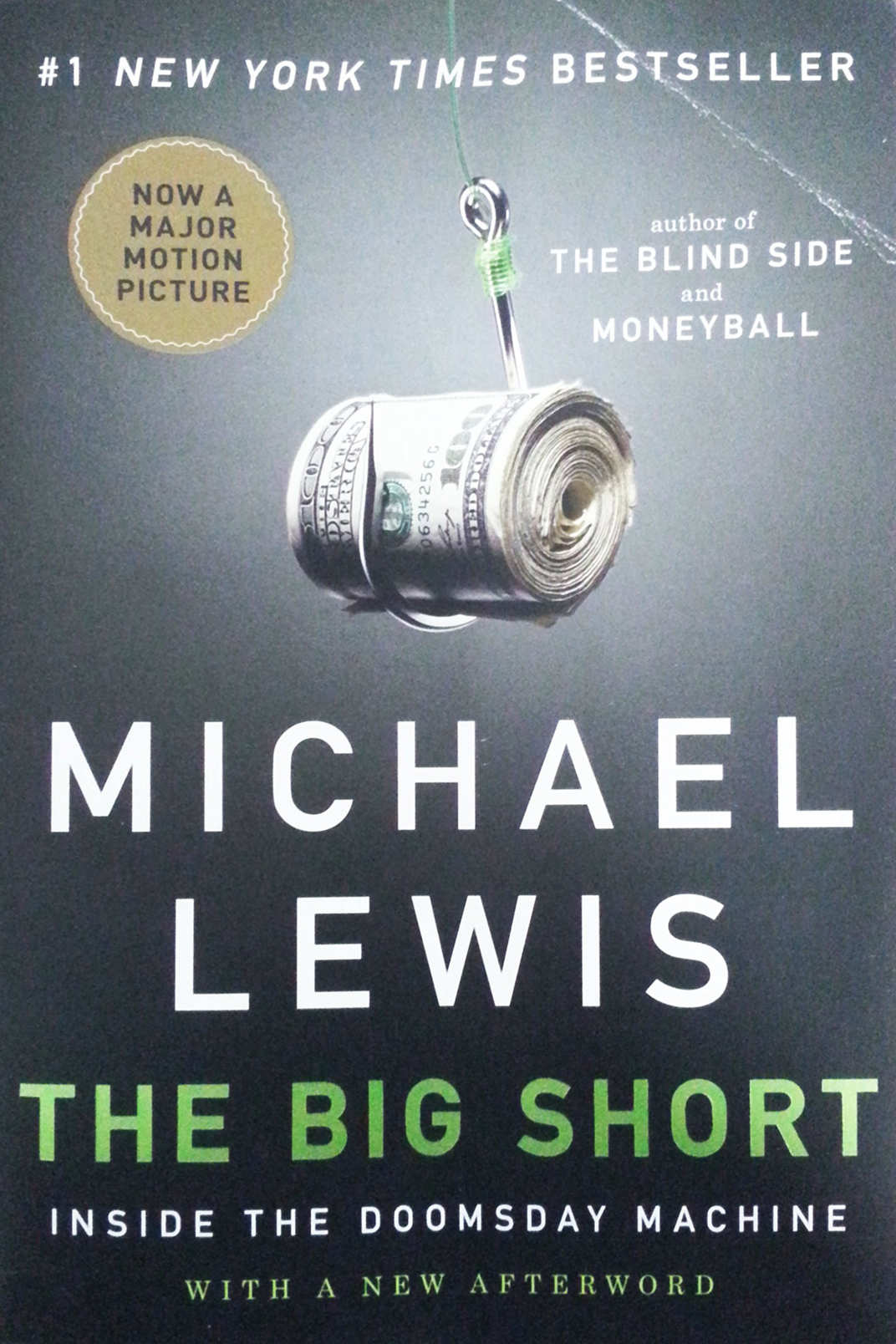 <em>The Big Short</em> by Michael Lewis