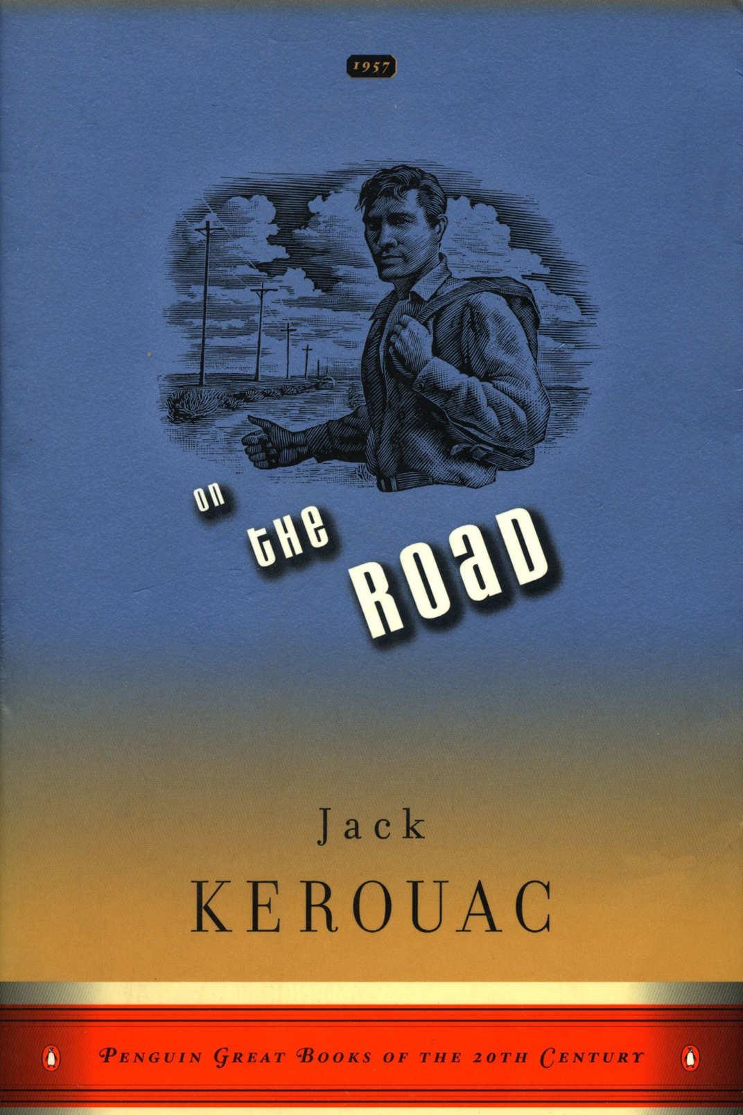 <em>On the Road</em>, by Jack Kerouac