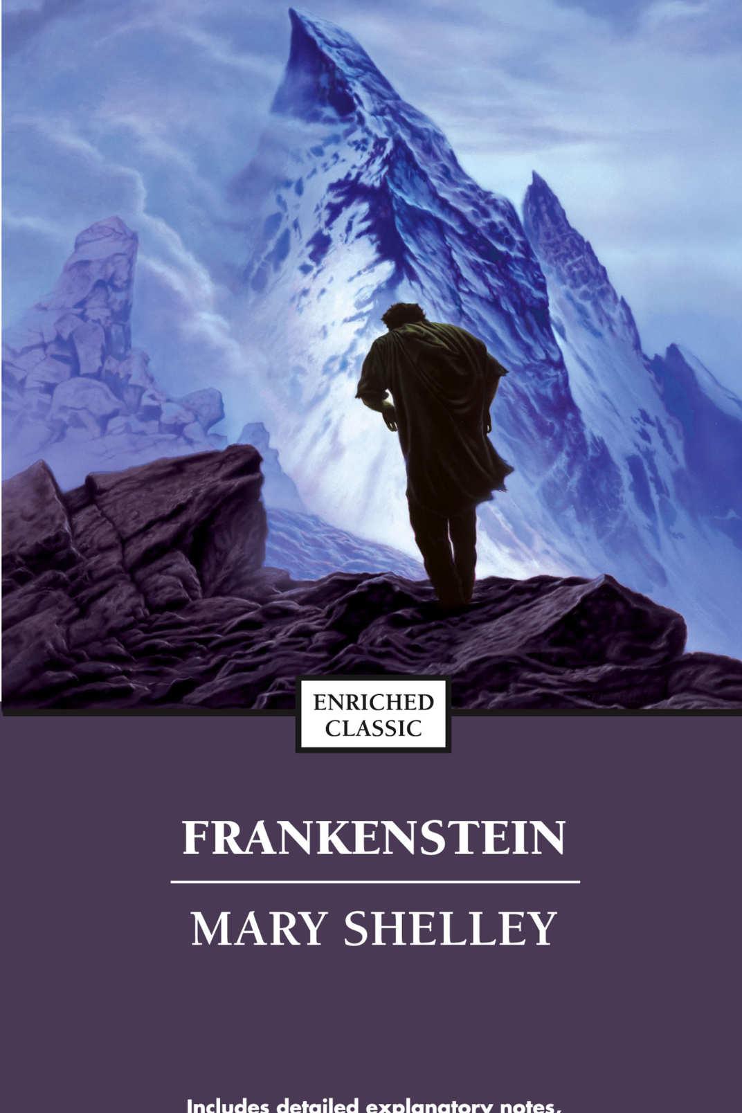 <em>Frankenstein</em>, by Mary Shelley