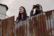 The Walking Dead Recap: Alpha Bits