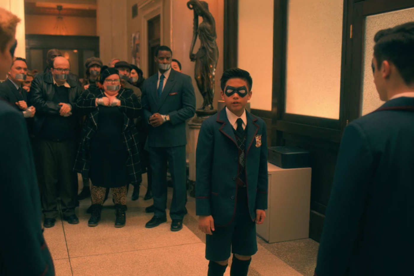 What The Umbrella Academy TV Show Changed From The Comics