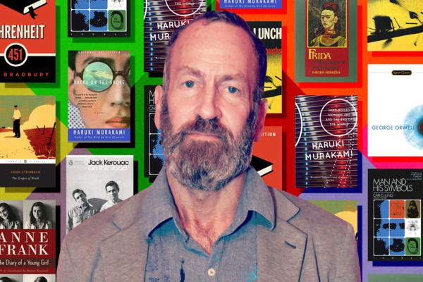 Kenny Scharf's 10 Favorite Books