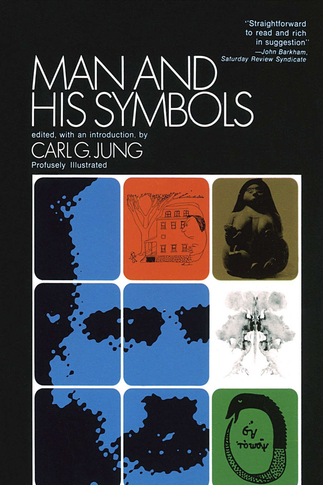<em>Man and His Symbols</em> by Carl Jung