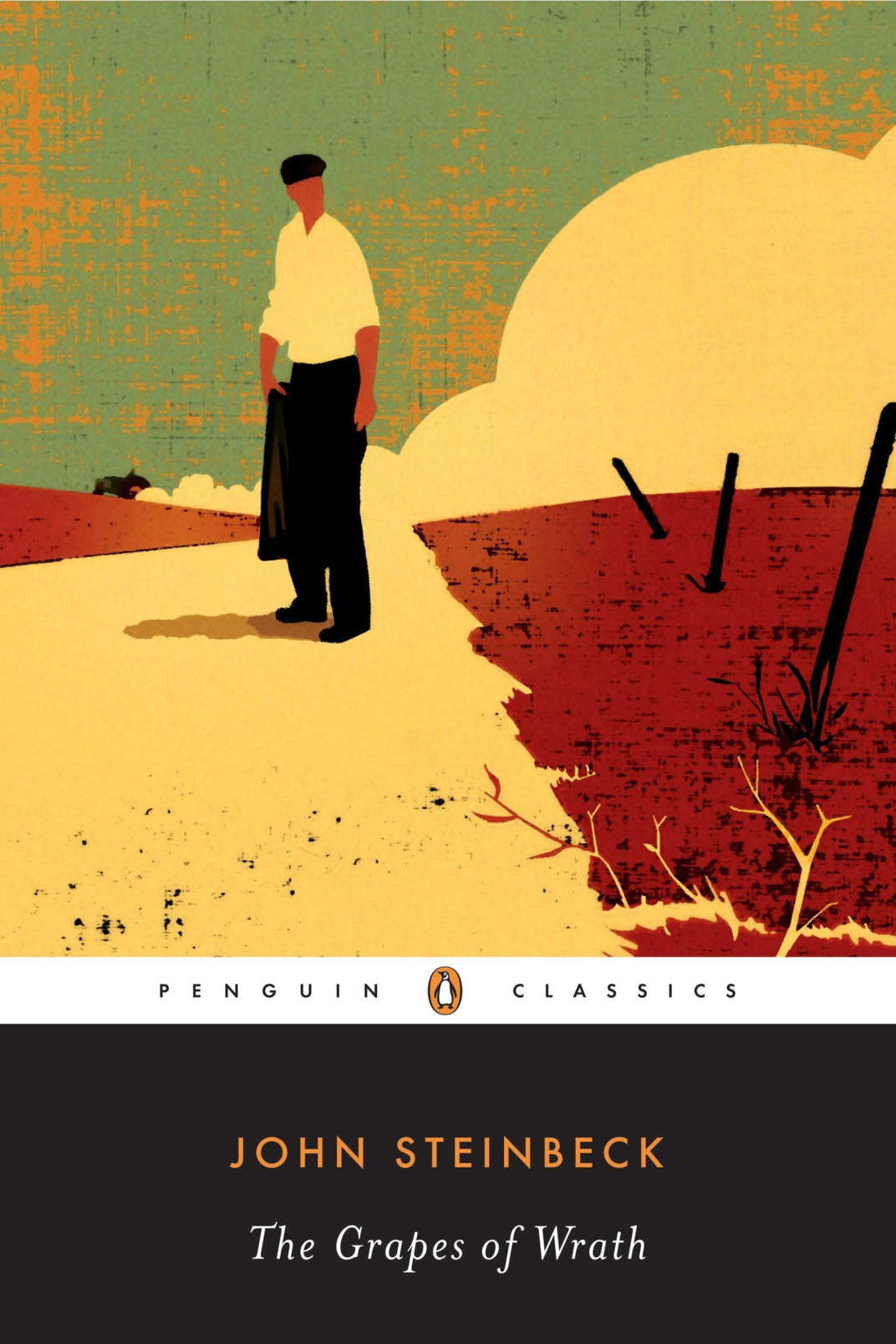 <em>The Grapes of Wrath</em> by John Steinbeck