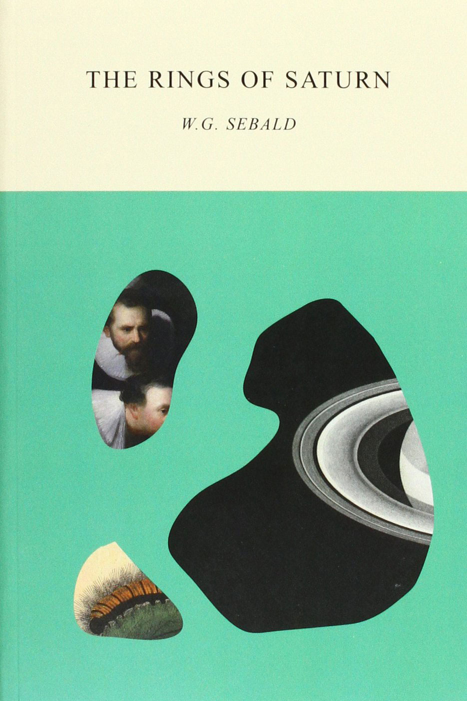 The Rings of Saturnby W.G. Sebald