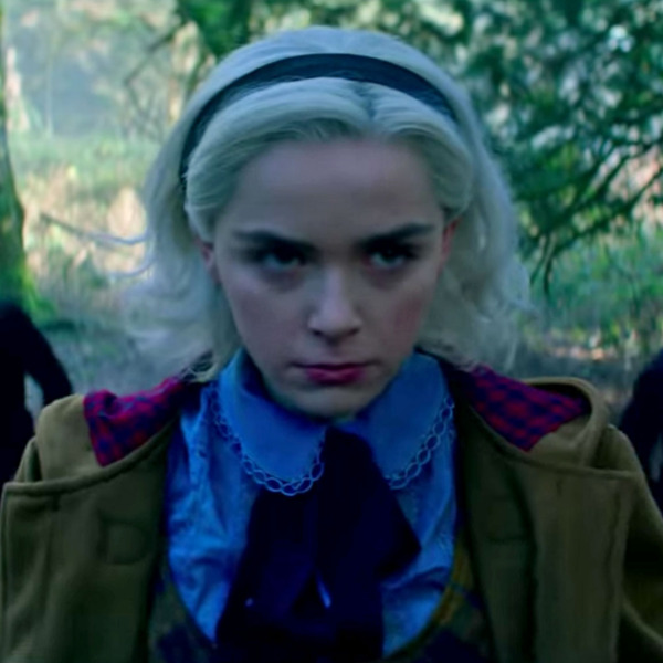 Chilling Adventures of Sabrina Season 2 Trailer: Double the Toil, Double the Trouble