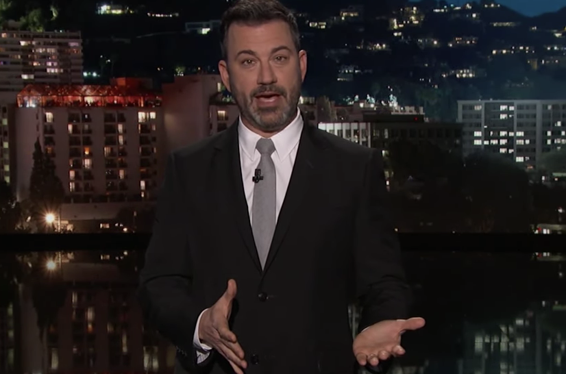 Jimmy Kimmel Will Not Be Convinced Gonzaga Exists