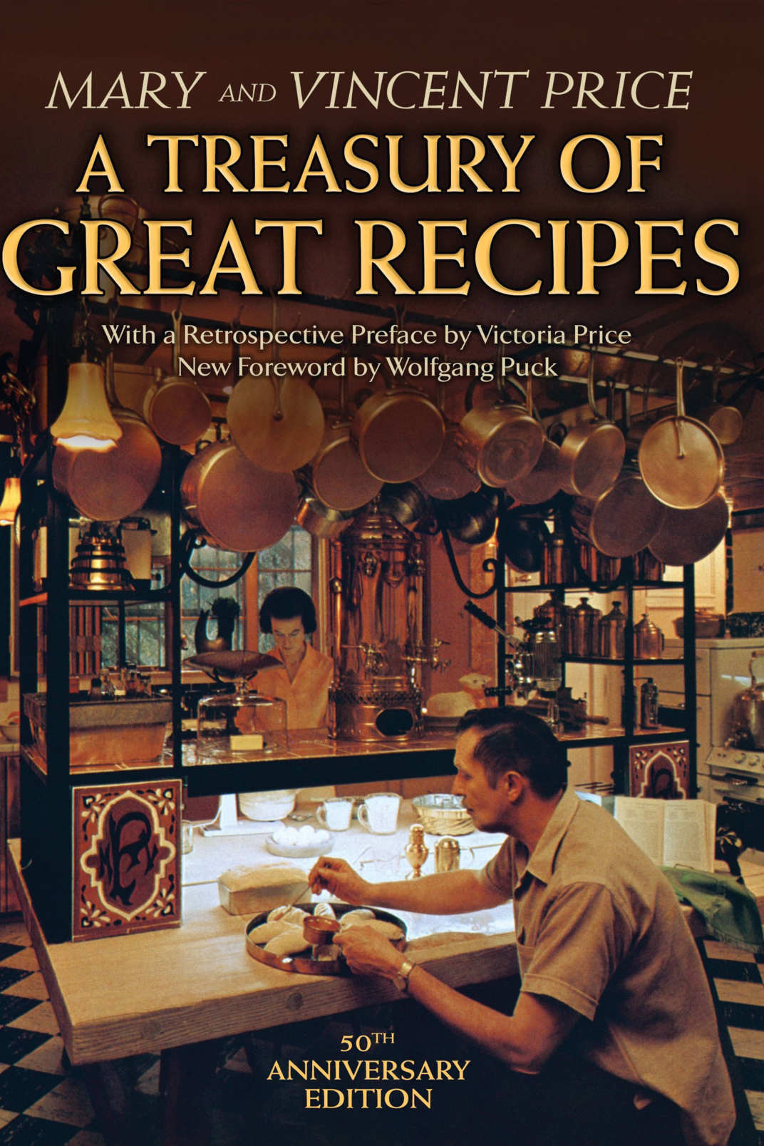 <em>A Treasury of Great Recipes</em> by Mary and Vincent Price