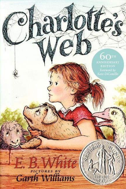 <em>Charlotte's Web</em> by E.B. White