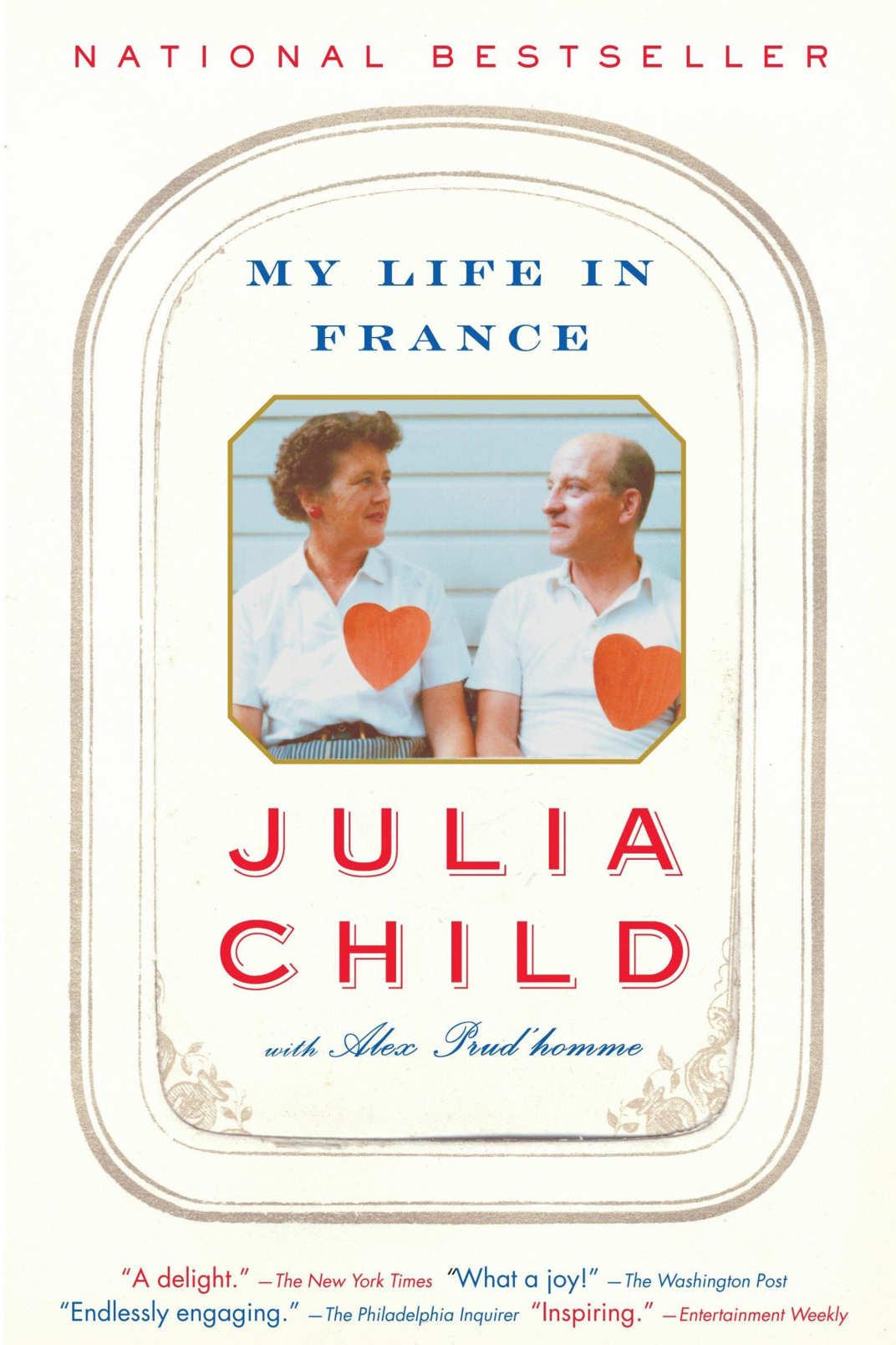 <em>My Life in France</em> by Julia Child