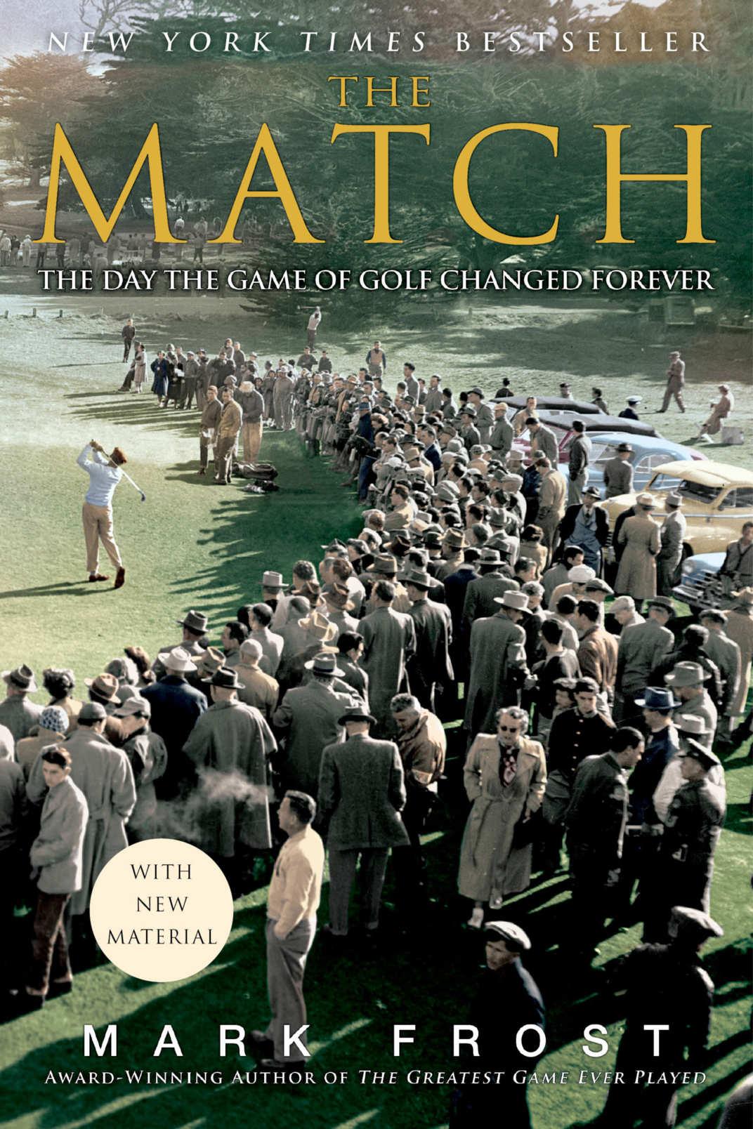 <em>The Match</em> by Mark Frost
