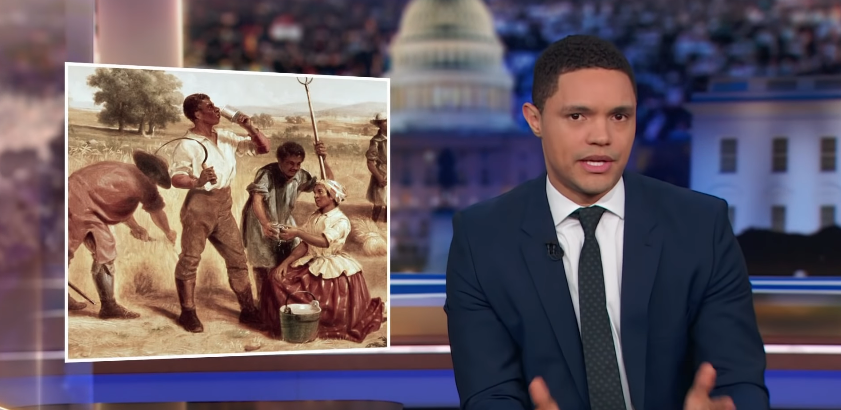 Trevor Noah Doesn't Understand America's Timetable for Addressing Tragedies