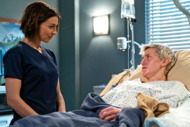 Grey's Anatomy Recap: Blue Light Special