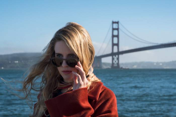 Brit Marling in The OA: Part II.