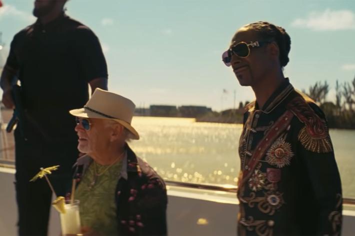 Harmony Korine on the 4 Craziest Scenes in 'The Beach Bum'