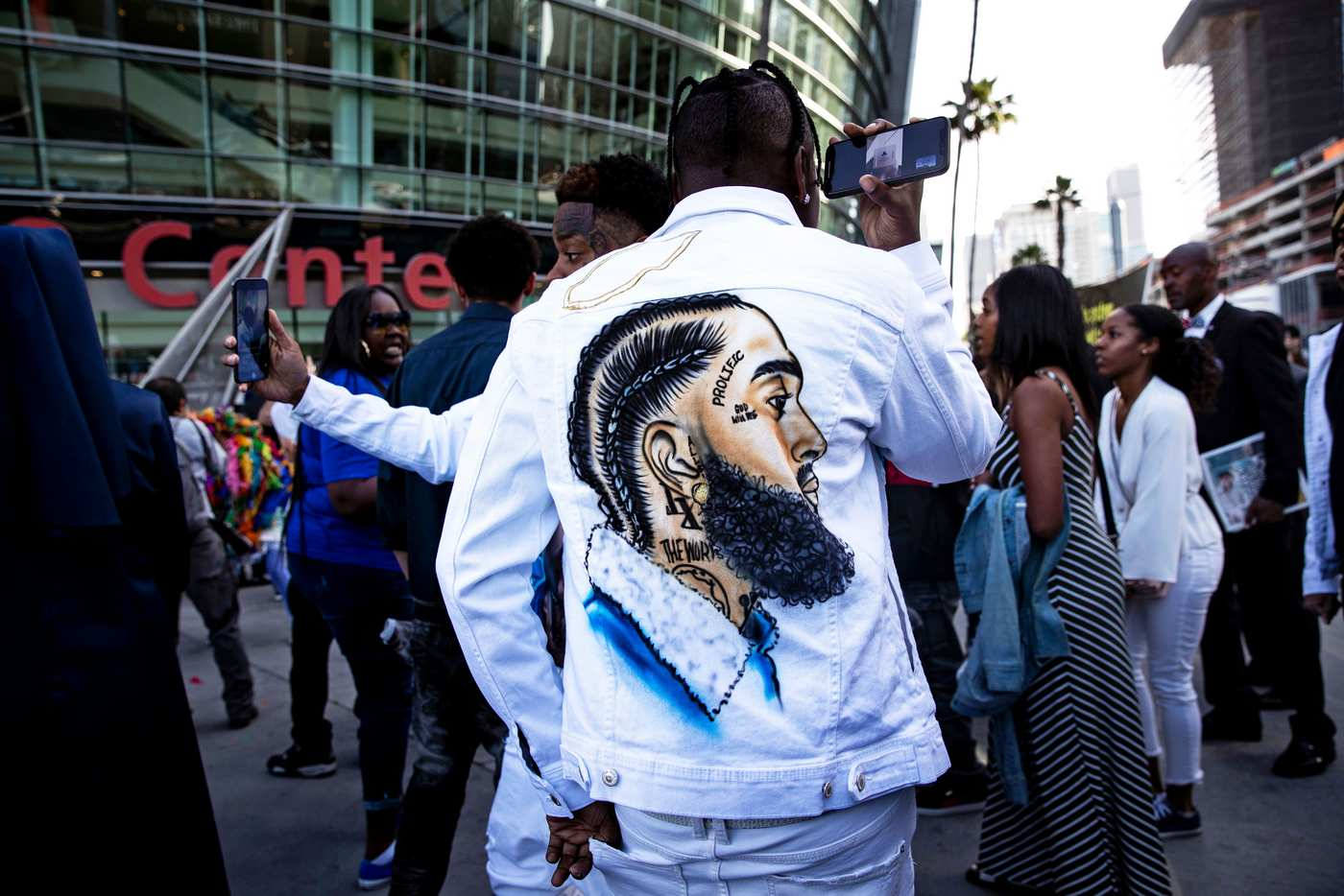Los Angeles Gave Nipsey Hussle a Hometown Hero's Farewell