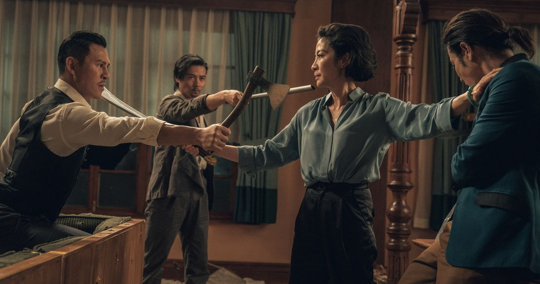 Forget Realism, Master Z: Ip Man Legacy Delivers Spectacle