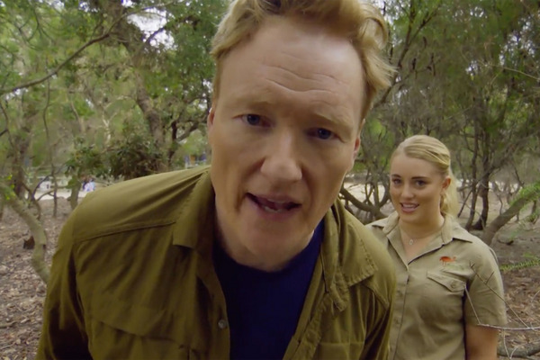 The Most Australian Moments From Conan's Trip to Australia