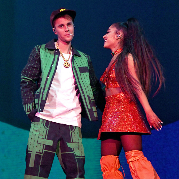 How Nice of Justin Bieber to End His Hiatus for Ariana Grande at Coachella