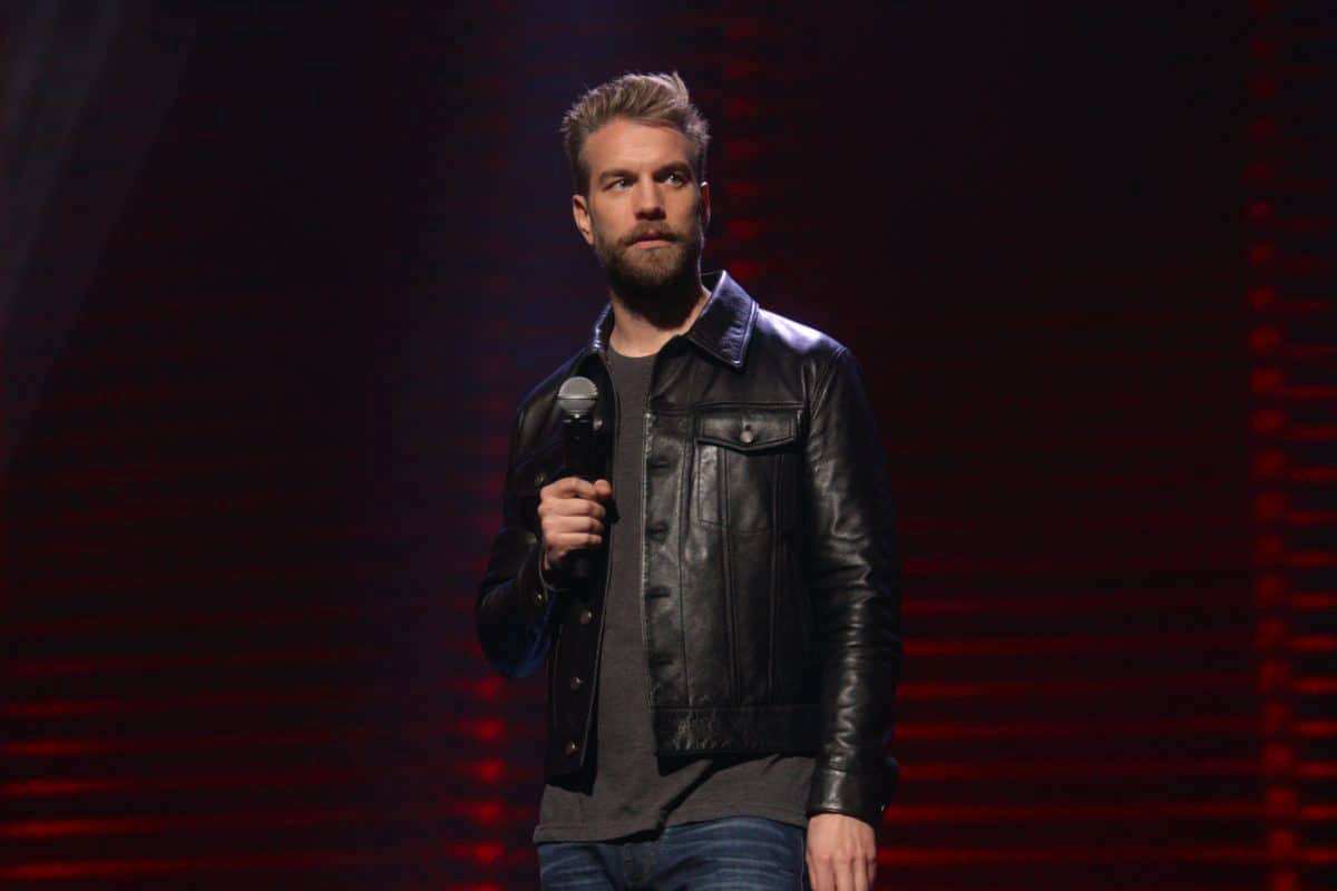 Interview: Anthony Jeselnik on Stand-up and 'Weekend Update'