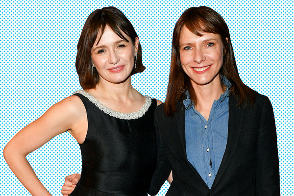 Dolly Wells and Emily Mortimer on Their New Film, Good Posture, and Why We Can't Stream Doll & Em