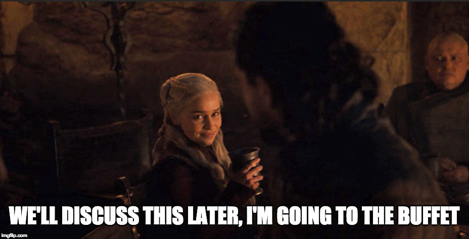 Game of Thrones Season 8 Episode 4 Memes