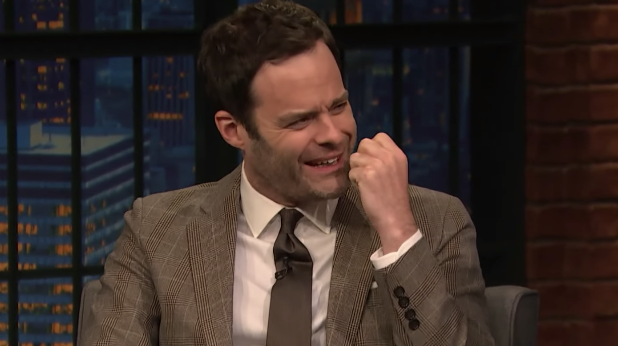 Bill Hader Shares How Good Fred Armisen Is at Torturing Co-Workers