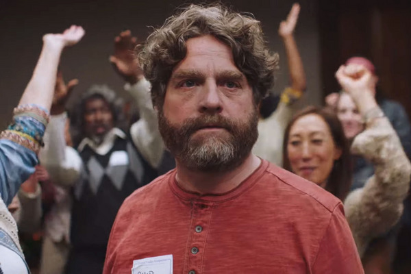 Zach Galifianakis Is Moving Out in the Season 4 Baskets Trailer