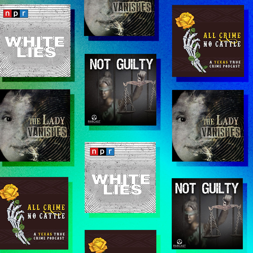 The Week in True-Crime Podcasts: NPR's White Lies and More