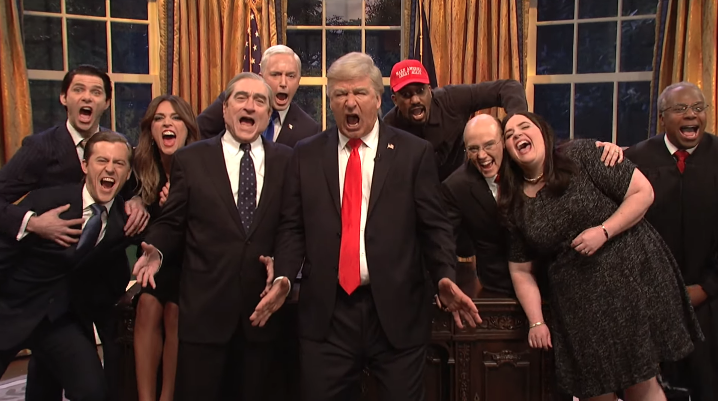 SNL Says Goodbye to Season 44 with Alec Baldwin, Robert De Niro, and Queen
