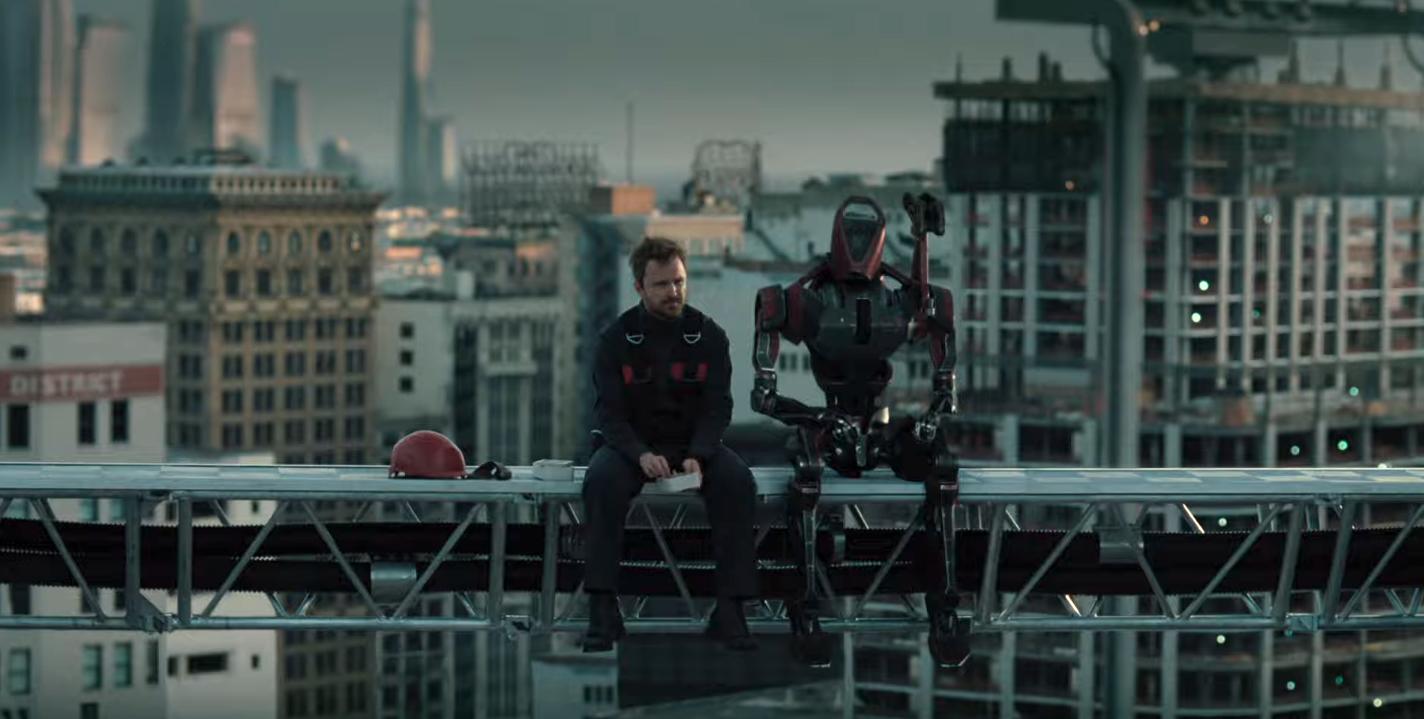 Aaron Paul Is Doing Future Crimes in the Westworld III Trailer